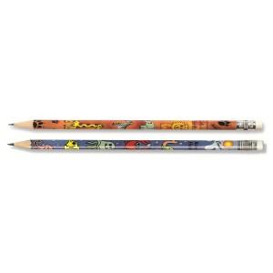 "Graphite Pencils with eraser""KOH-i-NOOR"