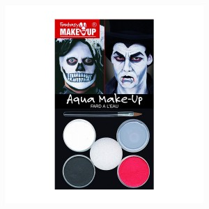 Make UP, HALLOWEEN, Aqua Makeup