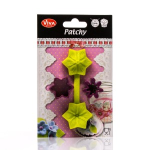 Patchy Clematis With 2 Puncher 629136, 629138