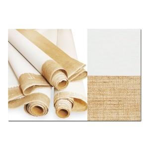 Primed Cotton Canvas, Unbleached, Width 1,6M, 380G