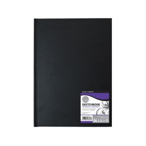 """Sketchbook  """"Simply"""" A4,110 sh,100g/m """"Extra White"""""""