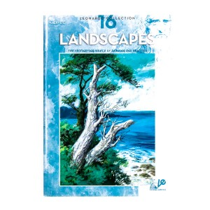 "Books ""Leonardo Collection"", Nr.16  ""Landscapes"""