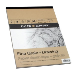 Drawing Pads A4 120 Gr  Daler-Rowney