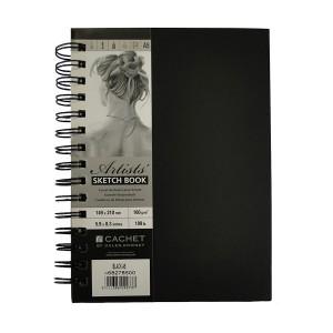 Sketchbook CACHET ARTIST?S A3,40sh,160g/m , Daler-Rowney,Black