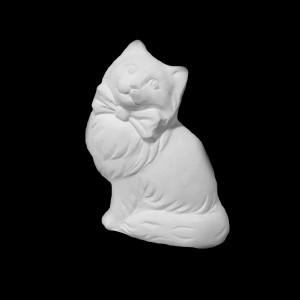 Plaster Cast Cat