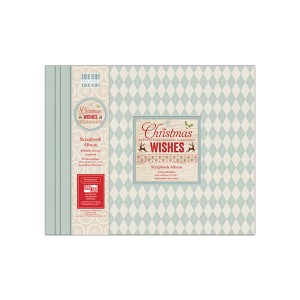 First Edition 12X12 Album Christmas Wishes
