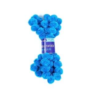 Pompom Garland,Blue