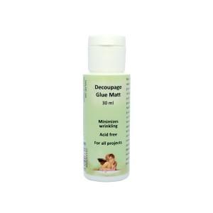 Decoupage Glue Gloss, Bottle 30 Ml