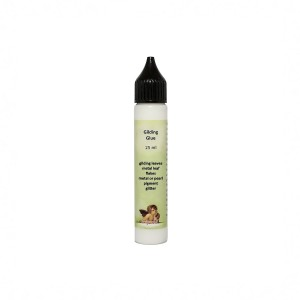Gilding Glue, Bottle With Fine Applicator 25 Ml