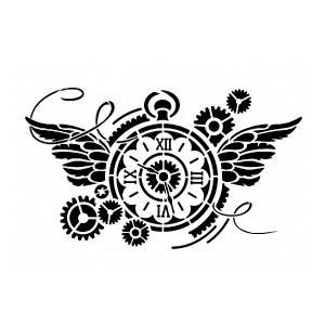 Stencils  A5 Steampunk