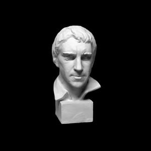 Plaster Cast The Head Of Vysotsky