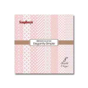 Paper Collection Set Elegantly Simple - Rose Quart