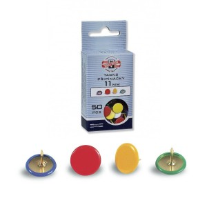 Tacks 11Mm 50Pcs, Koh-I-Noor