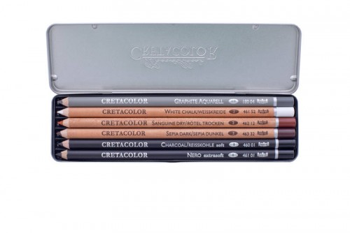 CRETACOLOR Basic Drawing Set