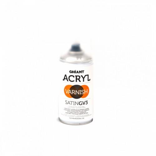 Acryl Varnich Satin  300Ml, Ghiant
