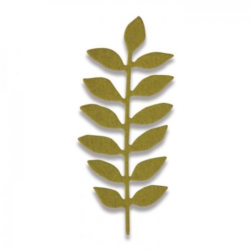 -50% Thinlits Die Meadow Leaf by Sophie Guilar