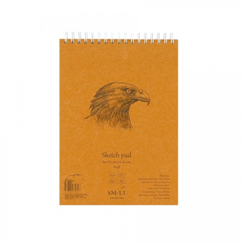 Sketch pads Authentic Kraft. A5