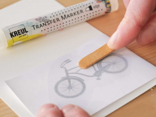 KREUL Transfer Marker edge