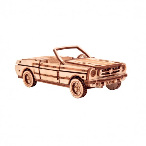 "Souvenir and collectible model ""Cabriolet"""