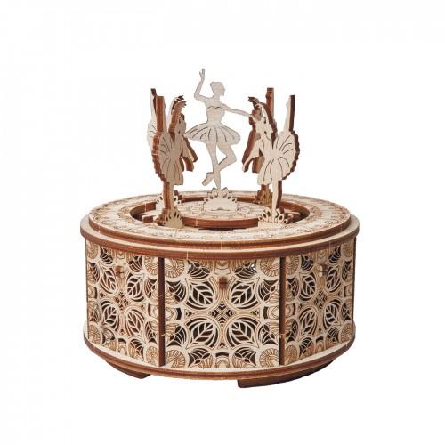 """Souvenir and collectible model """"Dancing ballerina"""""""