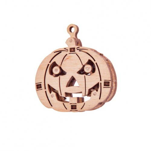 "Souvenir and collectible model Woodik ""Pumpkin"""
