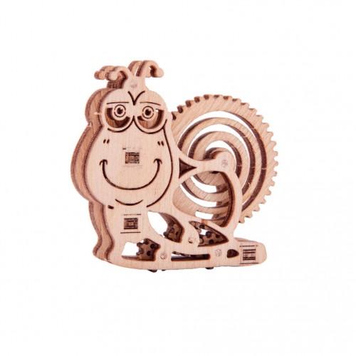 "Souvenir and collectible model Woodik ""Snail"""