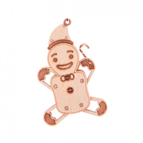 "Souvenir and collectible model Woodik ""Gingerbread"""