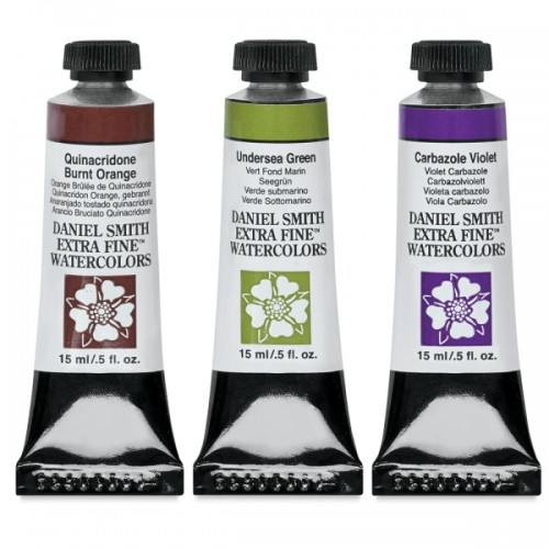 Watercolours Daniel Smith 15 ml,