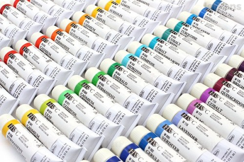 Water Colours  Holbein 5ml,