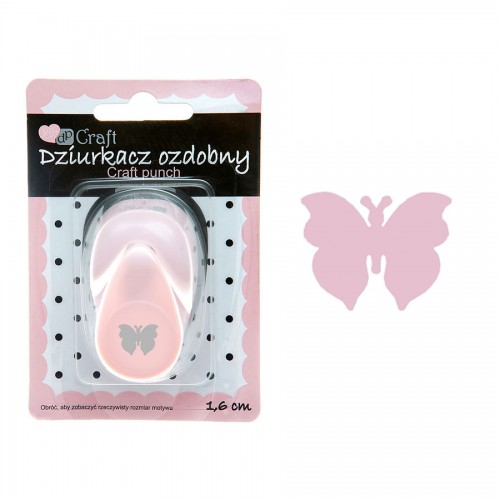 Craft punch 1,6 cm, Butterfly 2