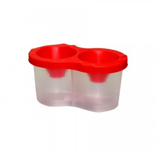 "Plastic Brush Tub ""Tsvetik"""