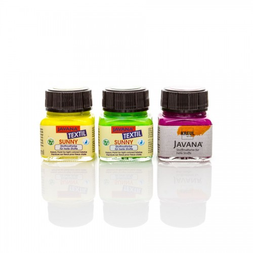 Javana Textile Paint Tex Sunny 20 ml