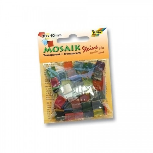 Mosaic Tiles 10X10 Sm. 700Tk. 45G.  Folia