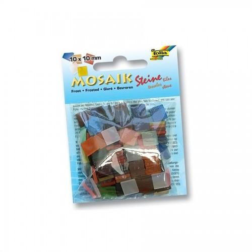 "Mosaic Tiles""Frost"" 10X10 Sm. 700Tk. 45G.Folia"