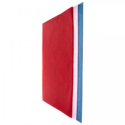 Translucent Fibre silk 47x64cm Folia