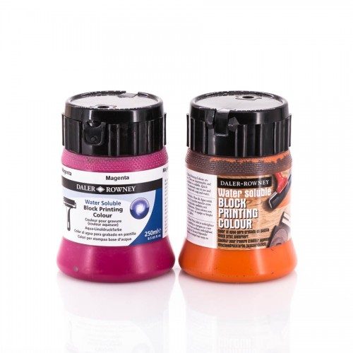 Block Printing Colours 250 ml Daler-Rowney