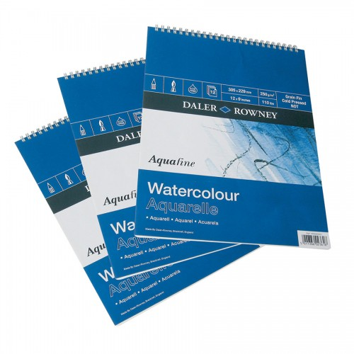 Water Colour Paper 50X70 300G Daler-Rowney
