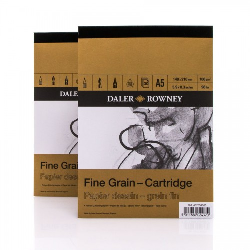 Drawing Pads A5 160 Gr  Daler-Rowney