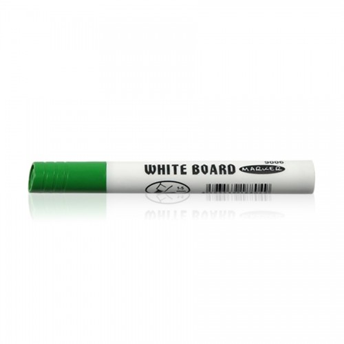 WHITE BOARD MARKER 9006 CHISEL GREEN