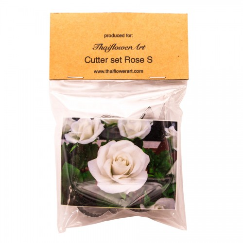 "Cutter Set ""Rose S """