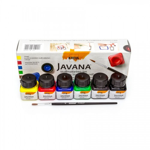 Javana Tex Textile Colors Creative Set 6X20Ml