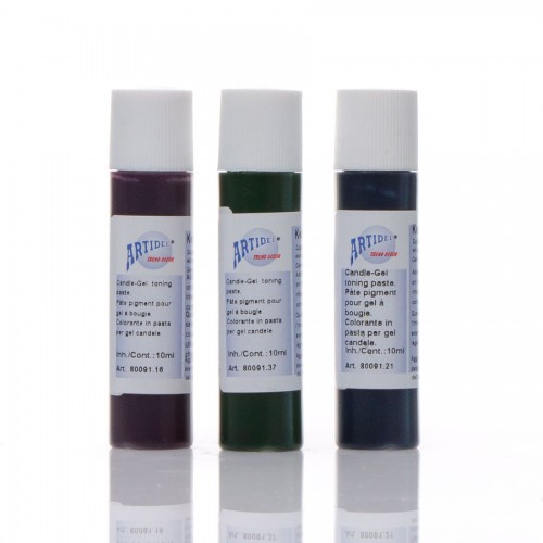 Candle gel toning paste 10 ml