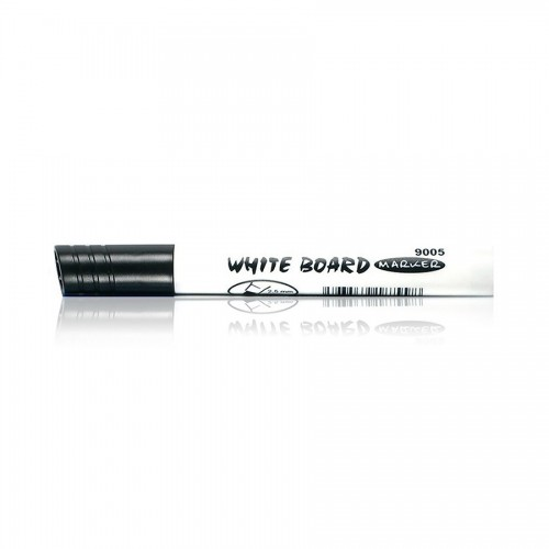 'white board marker 9005 round black