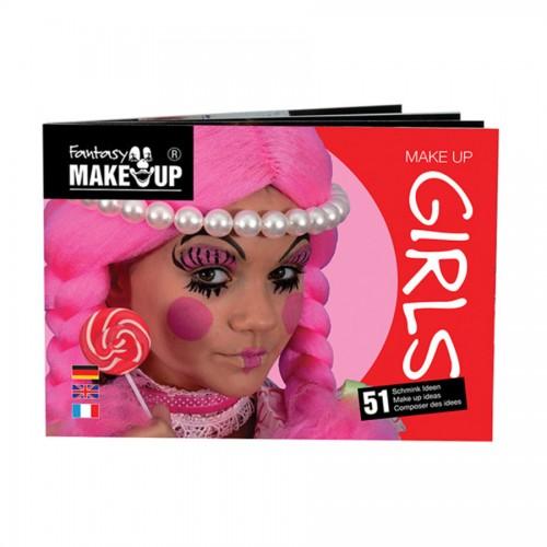 "Make Up Book ""Girls"""