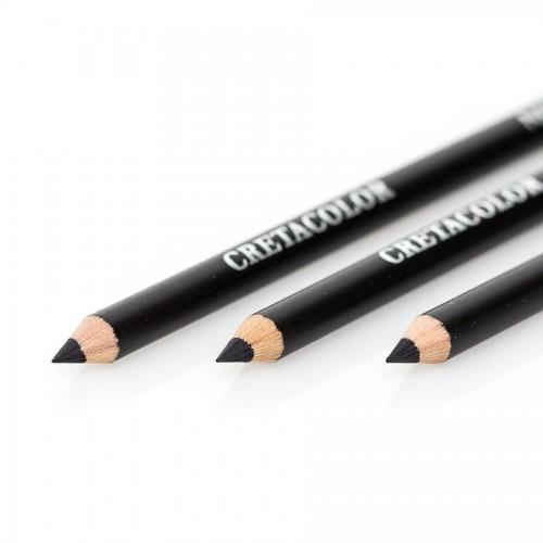 Graphite Pencil Nero-3, Hard, Cretacolor