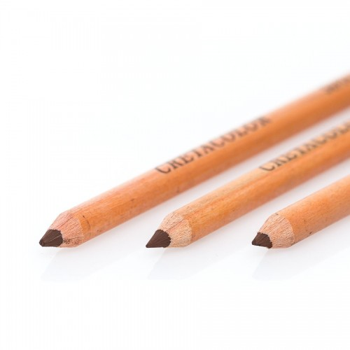 Sepia Light Pencil, Cretacolor