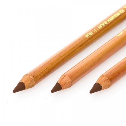 Sepia Light, Pencil,  L=175Mm,Koh-I-Noor