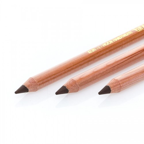 Sepia Dark, Pencil, L=175Mm, Koh-I-Noor