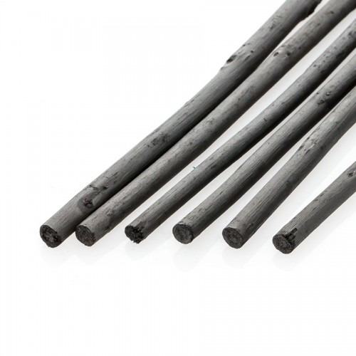Charcoal Naturel 3-4Mm 15Pcs. Daler-Rowney