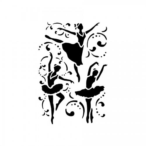 Stencil 21X29.7Cm